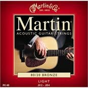 Martin Bronze 12-54 gauge strings