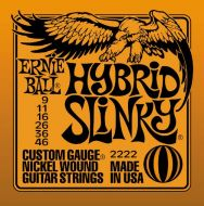 Ernie Ball Hybrid Slinky 9-46 gauge strings