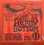 Ernie Ball Skinny Top Heavy Bottom 10-52 gauge strings