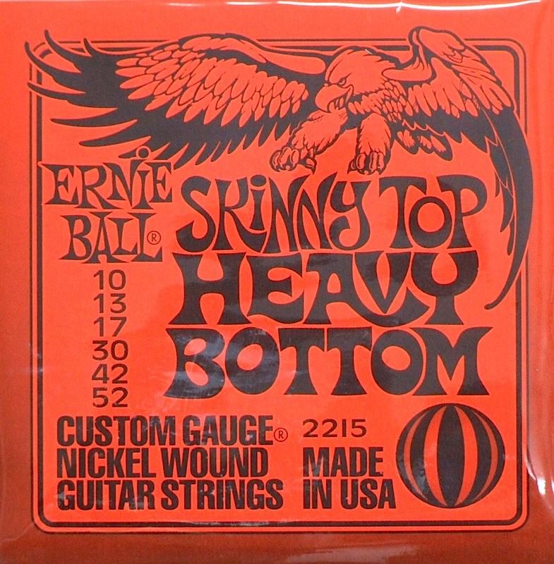 Ernie Ball Skinny Top//Heavy Bottom Slinky 10-52